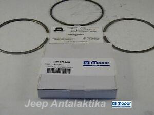 Piston Rings Jeep Cherokee KJ 02-04 2.5L TD 5066759AB New Genuine Mopar