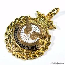1962 Glamorgan RC Road Club Cycling Association Medal Fob - Welsh Cycling B