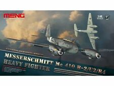 Meng Model - 1/48 - Messerschmitt Me-410b-2 / U2 / R4 Heavy Fighter (MGLS-004)