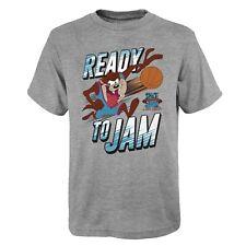 New listing Space Jam Kids Ready Token Jam Taz Devil Team New Legacy Youth NBA Grey