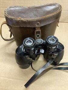 Vintage Ross Of London Solaross 9x50 Binoculars