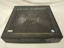 Hbo Game Of Thrones Card Game 2012 First Edition Winter Is Coming Pristine