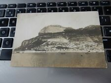 More details for postcard  p8 d34  gibraltar   early 1900s