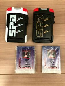 Power Rangers Dekaranger SPD Master License SP License Patrol Phone Furuta Japan