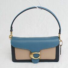 NWT Coach 76105 Tabby Shoulder Bag 26 Colorblock Lake $350 (#1515,1516)