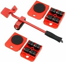 Furniture Lifter and 4 pcs Furniture Slides Kit Heavy Furniture Move Roller Tool