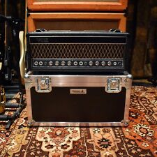 Vintage 1966 Vox UL4120 JMI Bass Guitar Amplifier Head w/ Flightcase SERVICED