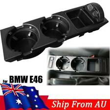 Cup Holder For BMW E46 3Series 99-06 Front Center Console Drink Storing Coin Box
