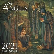 2021 Catholic Wall Calendar The Angels