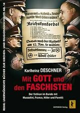 Mit Gott und den Faschisten: Der Vatikan im Bunde mit Mu...   Buch   Zustand gut