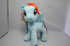 "MY LITTLE PONY RAINBOW DASH 11"" PLUSH PLUSHIE WALMART EXCLUSIVE NEW WITH TAGS"