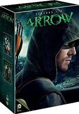 COFFRET DVD SERIE FANTASTIQUE ACTION : ARROW - SAISON 1 ET 2 - DC COMICS