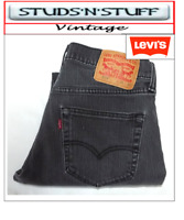 """VINTAGE LEVIS 559'S RELAXED STRAIGHT JEANS W31"""" L29"""" APROX SIZE UK 10/ 12 (T141"""