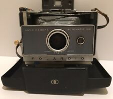 1960's POLAROID 100 Land Camera W/ Accessories - Self & Dev Timers & Print Mount