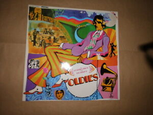LP A Collection Of Beatles Oldies
