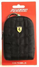 Official Ferrari Camera / Mobile Phone / MP3 Player Case / Bag Brand New On Card