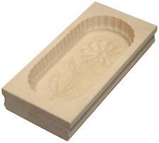 Posten 20 X Butterform eckig Buttermodel für 125 G Butter Margerite je 9 11