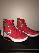 Nike Hyperdunk 2015 Basketball Shoes Red Size 11 used Men's