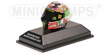 1:8 AGV Minichamps Valentino Rossi Helmet Casco Moto GP Mugello 2012 RARE NEW