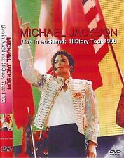 Michael jackson HIStory tour Auckland DVD