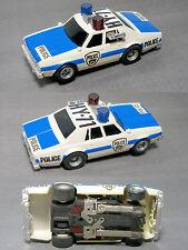 1979 Aurora AFX Magnatraction '79 Chevy Pursuit HY-71 Police Slot Car COMPLETE!
