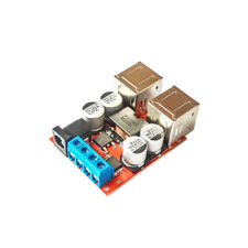 4 USB Buck 8V-35V to 5V 8A Power Supply Module for Android iphone Car Charger