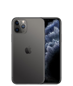 iPhone 11 Pro - Unlocked (All Carriers) - 64GB - Gray - Good