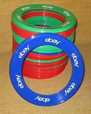 "10"" Flying Disc | *eBay BRANDED* x3 Frisbee Discs Garyline PROMOTIONAL"