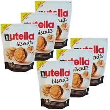NUTELLA BISCUITS 6 CONFEZIONI BISCOTTI AL CUORE DI NUTELLA 304G