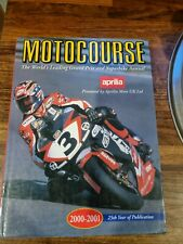 More details for motocourse annual book 2000-2001 presented by aprilia