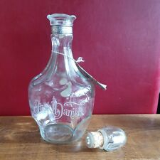 More details for whiskey bottle jack daniels the mystery of the belle of lincoln empty very rare