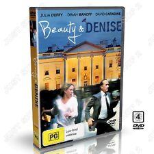 Beauty & Denise : Julia Duffy, David Caradine : New DVD
