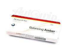 BMW ORIGINAL CAR AIR FRESHENER Balancing Amber 83122298519
