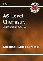 AS-Level Chemistry OCR A Revision Guide, Richard Parsons | Paperback Book | Good
