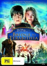 Bridge To Terabithia - Kate Butler DVD NEW
