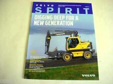 Volvo Construction Equipment Brochure