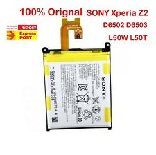Genuine Original Battery For Sony Xperia Z2 D6502 D6503 D6543 LIS1543ERPC