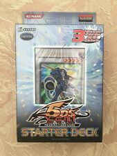 Yu Gi Oh English 1st Edition 5D's Starter Deck. Very Rare!