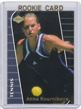RC~ANNA KOURNIKOVA 2000 Collector's Edge_Glossy ROOKIE CARD~00~Collectors~Tennis