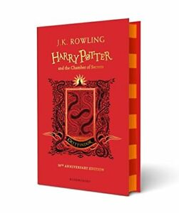 Harry Potter and the Chamber of Secrets - Gryffindor Edition by Rowling, J.K.