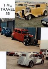British Hot Rod History DVD. 1982 - 86 Wheelsday Thruxton Knebworth Billing etc.
