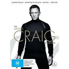 Daniel Craig Box Set M Rated DVDs & Blu-ray Discs