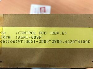 TOSHIBA ARNI-889F Industrial Control System  (*)
