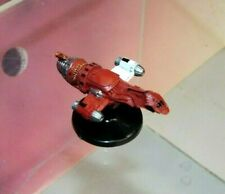 "Firefly Serenity Firefly-class Transport 2"" Miniature #3 (Plastic, Painted)"