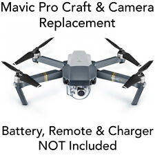 DJI Mavic Pro Aircraft Replacement Quadcopter Only (No Battery, Remote, Charger)