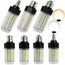 AU B22 E27 E14 Dimmable LED Corn Light Bulbs 21W 30W 32W 38W 5730 SMD White Lamp
