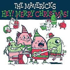 The Mavericks - Hey! Merry Christmas! (NEW CD)