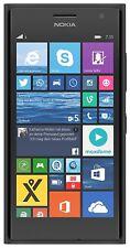 "Nokia Lumia 735 Smartphone 4,7 Zoll Touchscreen Win 8.1 dunkelgrau ""gebraucht"""