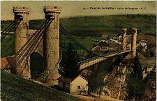 CPA Pont de la Caille -192 m de longeur (248277)