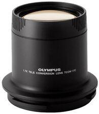 NEW Genuine Olympus 1.7x Tele Converter Lens TCON-17C (200895): C5060 C7070, etc